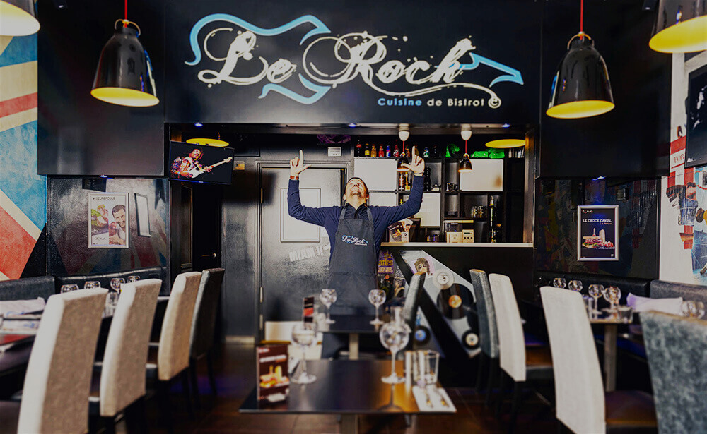 Restaurants le Rock