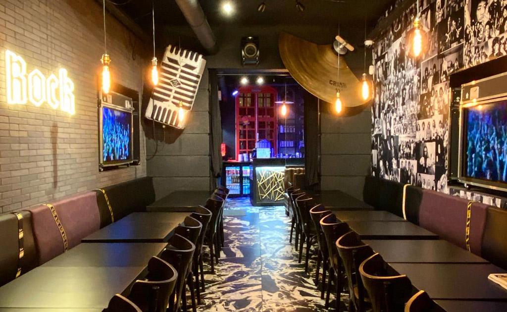 Restaurants le Rock